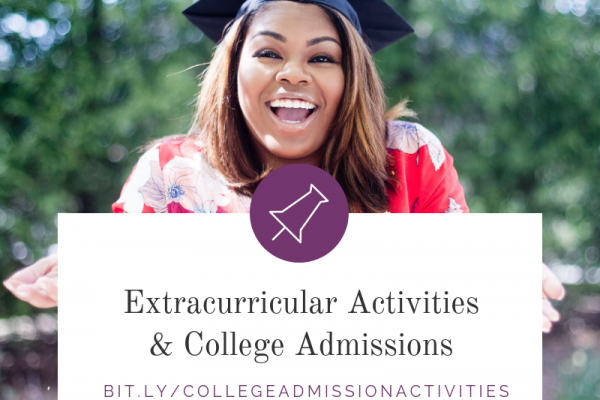 Extracurricular Activities & College Admissions